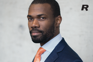 Damani Thomas - Rotman School of Management Valedictorian of the Master of Finance program