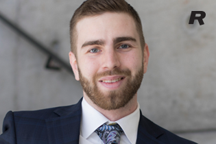 Daniel Luftspring - Rotman School of Management valedictorian of the Master of Financial Risk Management program