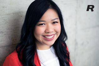 Jasmine Wong - Rotman School of Management valedictorian of the Executive MBA program