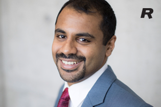 Manu Ramesh - Rotman School of Management valedictorian of the Full-Time MBA program