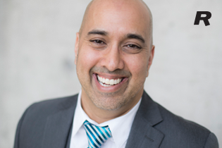 Raj Bhatnagar - Rotman School of Management Valedictorian of the Global Executive MBA program