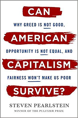 Can American Capitalism Survive Book Cover