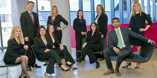 Recruitment and Admissions Team