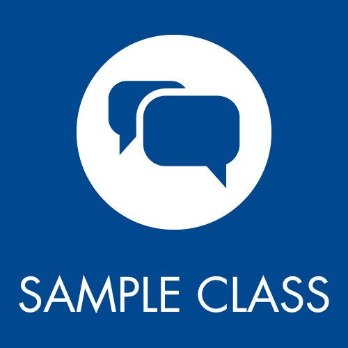 Sample Class Icon
