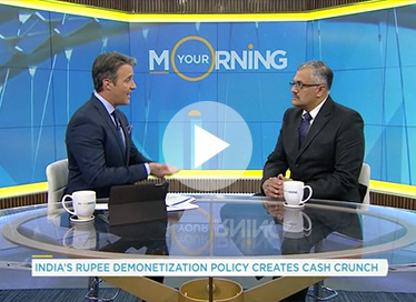 Partha Mohanram on Your Morning
