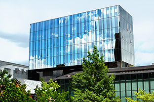 The exterior of the Rotman School